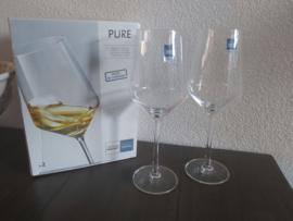 Schott Zwiesel - PURE - Witte wijn glas 407 ml - NIEUW