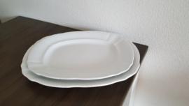 Regout - Wellington rechthoekige serveerschaal 40 x 31.5 cm (maat 14)