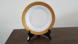 Gold Encrusted (6641) - Ontbijtbordje ca 19 cm