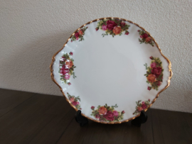 Old Country Roses - Serveerschaal Rond 23 cm