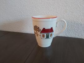 Windsor Christmas - Koffiebeker 9,5 cm