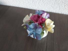 April - Bloemen Sweet Pea 6,5 cm hoog