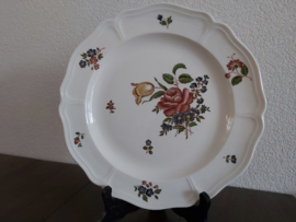Queens Sprays - Dinerbord 26,5 cm Roos/Tulp A