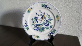 Phoenix Blauw - Ontbijtbord 20 cm