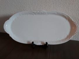 Sanssouci White - Cakeschaal 36 x 17 cm