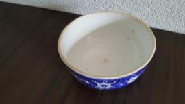 Teadrinker Blauw - Schaal 12 cm doorsnede