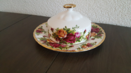 Old Country Roses - Botervloot rond