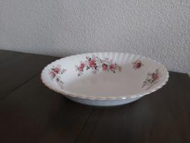 Lavender Rose - Open ovale groenteschaal 23 x 19 cm