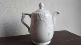 Sanssouci Classic Rose White - Koffiepot