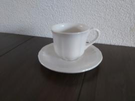 Manoir - Espresso- of Mokkakop en schotel 6 cm hoog