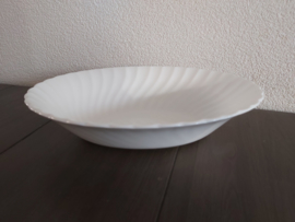 Candlelight - Open ovale groenteschaal 26,5 x 21 cm