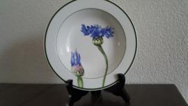 Flora - Klein soep-/voorgerechtbord  20 cm (Korenbloem)