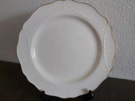 Guirlande (Garland) Gold - Dinerbord 26,5 cm