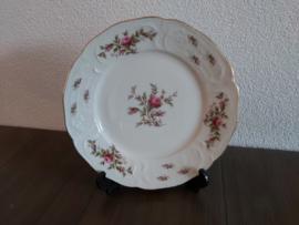Sanssouci Classic Rose - Ontbijtbord 22 cm