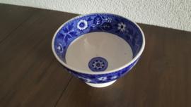 Teadrinker Blauw - Kommetje 9 cm