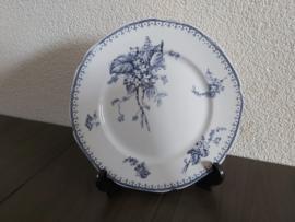 Meibloem - Ontbijtbord ca 20 cm met lichte imperfecties