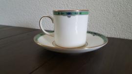 Jade - Koffiekop en schotel  ( CAN model)