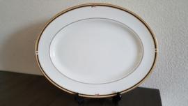 Clio - Vleesschaal ovaal 35,5 x 28 cm