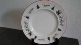 Windsor Christmas - Ontbijtbord 21 cm