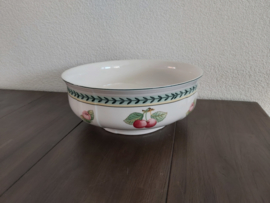 French Garden - Ronde groenteschaal 25 cm