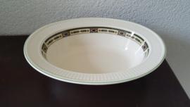 Carlton - Open ovale groenteschaal 26 cm