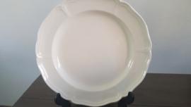 Queen's Plain Creme - Dinerbord ca 26 cm