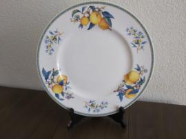 Citrons - Dinerbord 27 cm