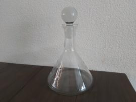 Wijnkaraf - Erlemeyer vorm