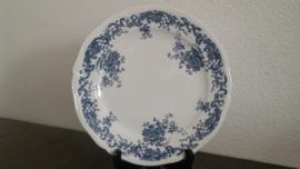 Valeria Blue - Platte Dinerborden 27 cm