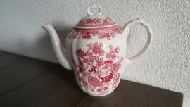 Fasan - Koffiepot (rood)