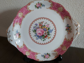 Lady Carlyle - Serveerschaal rond 23 cm