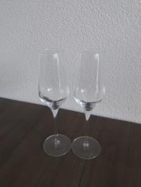 Vivo - Champagneglas  23,5 cm hoog