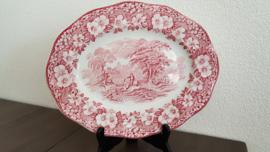 Woodland - Ovale serveerschaal 31 cm