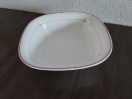 Aragon - Vierkante Groenteschaal 24 cm