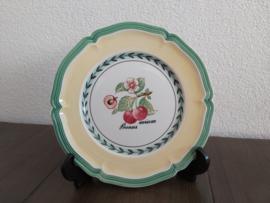 French Garden - Ontbijtbord Valence 21 cm