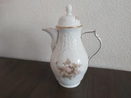 Sanssouci Brown Rose - Koffiekan 26 cm hoog