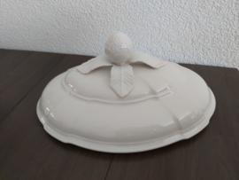 Manoir - Losse deksel voor ovale dekschaal