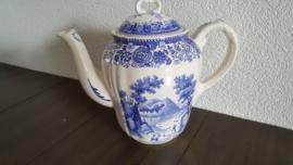 Burgenland - Koffiepot  (blauw)