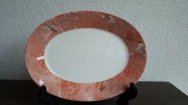 Siena - Ovale schaal 23,5 x 17,5 cm