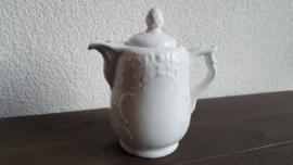 Sanssouci Classic Rose White - Melk of klein koffiekannetje