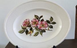 Briar Rose - Ovale serveerschaal 29,5 x 23 cm