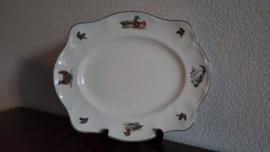 Brookshire - Serveerschaal ovaal 35 x 28 cm