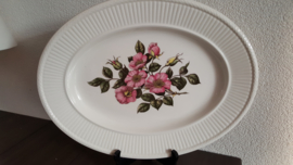 Briar Rose - Ovale serveerschaal 40.5 x 31 cm