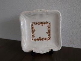 Radcliffe - Vierkante serveerschaal ca 24 cm