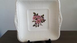 Briar Rose - Vierkante serveerschaal 24 x 24 cm