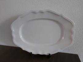 Manoir - Serveerschaal groot ca  43 x 32 cm