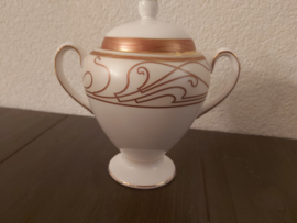 Paris - Suikerpot globe model 15 cm hoog