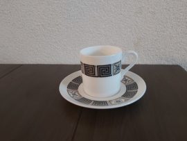 Asia (R4288) - Espresso- of mokka kop en schotel (CAN model)