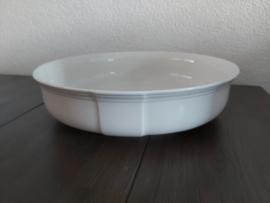 Manoir - Open lage serveerschaal ca 26 cm.