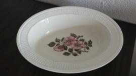 Briar Rose - Ovale groenteschaal diep